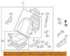 GM OEM Front Seat-Armrest Bushing Left 94525213