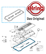 OE BMW E46 E39 E53 E36 320i 323i 325i 528i 530i M52 M54 Rocker Cover Gasket