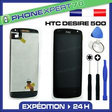 VITRE TACTILE + ECRAN LCD ORIGINAL POUR HTC DESIRE 500 + OUTILS