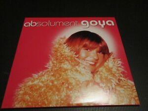 """CD NEUF """"ABSOLUMENT GOYA (REMIX)"""" Chantal GOYA / 21 TITRES"""