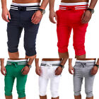 Mens Casual Shorts Baggy Jogger Dance Sport Sweat Pants Harem Trousers Slacks