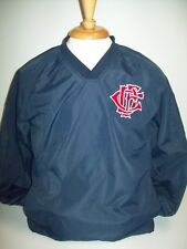 Chicago Fire Department Navy Pullover Windbreaker