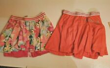 (2) Disney Jumping Beans Skorts Size 6 - Minnie Mouse