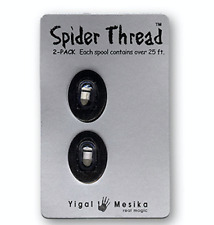 Spider Thread (2 piece pack) - Yigal Mesika ships from Murphy's Magic
