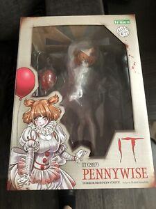 BISHOUJO Horror Series PENNYWISE by Kotobukiya 1:7 Scale US SELLER BRAND NEW OOP