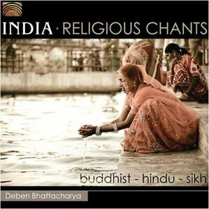 Bhattacharya, Deben-India: Religious Chants (W/Book) CD Import  New