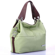 Women Versatile Handbag Zipper messenger Splice grafting Shoulder crossbody Bag