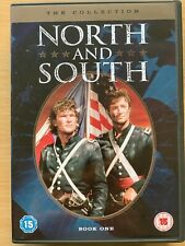 North and South Book 1 DVD Box Set 1985 American Civil War Mini Series
