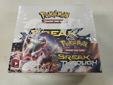 POKEMON BreakThrough Booster Box English Factory Sealed 36 Packs