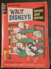 WALT DISNEY'S COMICS AND STORIES # 6 - GOLD KEY - MARCH 1966