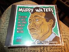 MUDDY WATERS CD THE ARC CLASSICS BRAND NEW SEALED