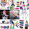 Exercise Fitness Yoga Mat Gym Ball Resistance Band Pilates Sport Auxiliary Tools