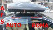 BARRE PORTATUTTO AFS MASERATI 4.2 V8 ANNO 2010+BOX PORTATUTTO G3 ALL TIME 400