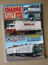 Charge Useful Hs No 89, Chéreau, 65 Ans De Body Refrigeration