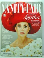 REVISTA MAGAZINE VANITY FAIR SPAIN 118 JUNE 2018 COVER AGATHA RUIZ DE LA PRADA