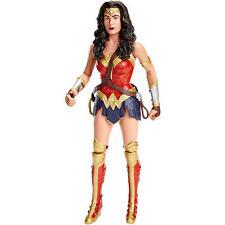 New DC Multiverse 12 inch Batman Vs Superman WONDER WOMAN Action Figure Toy