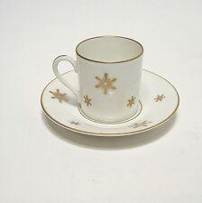 Rosenthal Puppentasse oder kleine Mokkatasse Tasse mit Untertasse antik