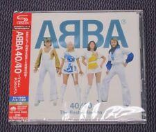 "ABBA ""40/40 BEST SELECTION"" JAPAN 2 SHM-CD 2014 *SEALED*"