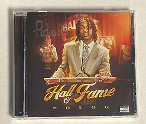Polo G (Rapper) Signed HALL OF FAME CD Album Autographed AUTO Auction #1