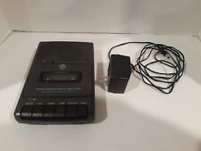 Ge General Electric 3-5027 Portable Battery Operated Recorder Cassette Player
