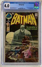 Batman #227 CGC 4.0 Classic Neal Adams Cover, Bronze Age Key