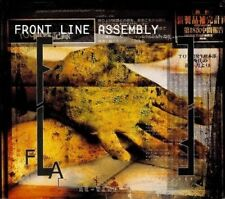 FRONT LINE ASSEMBLY Re-Wind 2CD Digipack 1998