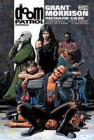 Doom Patrol Omnibus, Hardcover by Morrison, Grant; Nyberg, John (ILT); Hanna,...