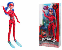 Miraculous Ladybug Fashion Doll AquaBug | Aqua Bug 10.5in 25cm Free Shipping