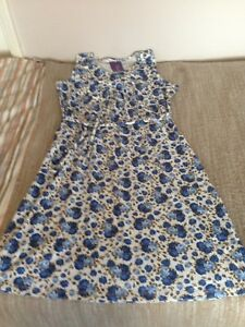 Ladies Dinandier Collection Sleeveless Dress Unworn With Tags