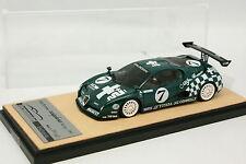 Tecnomodel 1/43 - Alfa Romeo Scighera Racing Press Version 1997 Verte