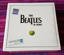 The Beatles ~ The Beatles In Mono ( Made in Japan ) Cd Boxset