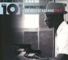Nat King Cole - 101 - Unforgettable: The Best Of Nat King Cole NEW 4 x CD