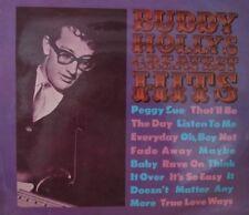 BUDDY HOLLYS  GREATEST HITS  LP