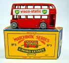 Matchbox No.05B London Bus red rare
