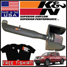 Polished For Xterra 05-15 Cold Air Intake Synthetic