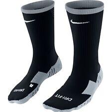 Nike Mens Ladies Team Matchfit Cushioned Crew Football Socks Gym Sports Fitness