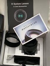 Hasselblad HC 80mm f2.8 lens for H1 H2 H2D H3 H4D H4X H5D H6D. Firmware 18.8.1