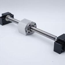 Ballscrew SFU2005 RM2005 L-2500mm Single Ballnut End Machining Support Bracket