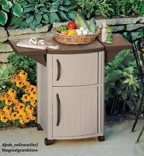 Deck Backyard Outdoor Station Storage Yard Garden Lawn Patio Cabinet Home House