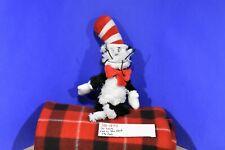 Manhattan Toy Dr Seuss Cat in the Hat 2002 beanbag plush(310-1675)