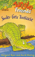 Jungle Friends: Smiler Gets Toothache Bk.2 (My First Read Alones), Margaret Ryan