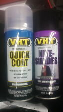 VHT SP999 BLACK NIGHT SHADES/SP515 QUICK COAT; with Clearcoat taillight (2cans!!