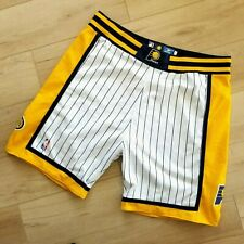 100% Authentic John Edwards Pacers Reebok Game Worn Issued Shorts 42 2XL 3XL