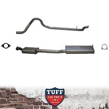 XF Ford Falcon Sedan 4.1lt 6Cyl Standard Cat Back Exhaust Muffler System Catback