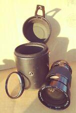 VIVITAR Minolta FD Mt Series 1  VMC 28~90mm f/2.8~ 3.5 Macro Zoom Lens Komine V3