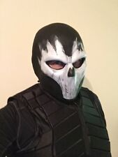 Mur'K Merc Mask Cross Bones Rumlow Skull Civil War Inspired Paint Cosplay
