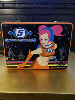 VERY RARE Space Channel 5 Sega Dreamcast Promotional Promo Lunch Box!!!