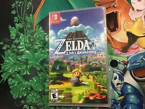*NEW SEALED* The Legend of Zelda - Link's Awakening, Nintendo Switch