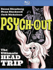 Psych-Out (Blu-Ray) 1968 Classic Re '60's Counter-Culture Hippies, BRAND NEW!