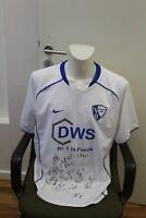 VFL Bochum Trikot 2003/2004, Teamsigniert, Autogramm, Fußball Bundesliga Größe L